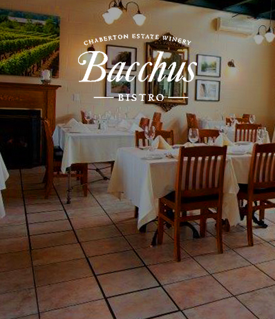 Inside The Bacchus Bistro