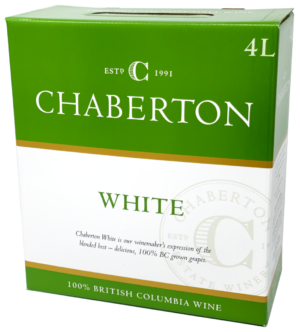 4L Box of Chaberton White